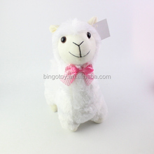 Wholesale Plush Alpaca Stuffed Animal Soft Toy