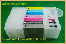 for Epson 7600/9600 series blank cartridges
