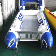 NB-AB-330-003 Aluminum Rigid Luxury inflatable boat for competition