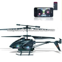 Iphone rc helicopter camera S215