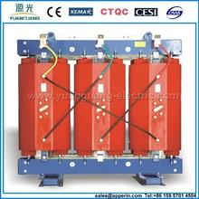 25kV SC(B) Type 50/60Hz Low Current High Voltage Transformer