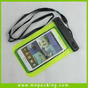 Cheap Fashion Custom Underwater PVC Waterproof Bag for Phone with Clear Window