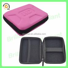 custom eva portable external hard disk case