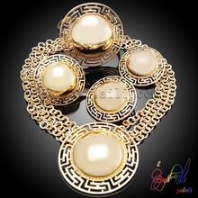 Fashion charming jewelry set sweet graceful jewelry set popular jewelry set