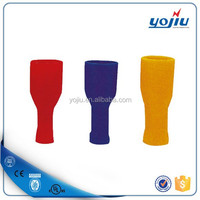 Long full insulated cable joint /FDFD Type Insulated middle shaped terminal