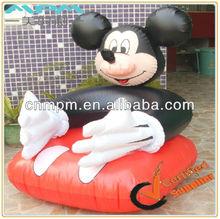PVC new children inflatable sofa,cheap inflatable air sofa