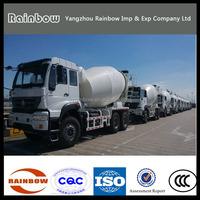 10 CBM SINOTRUCK HOWO A7 Concrete Mixer Truck