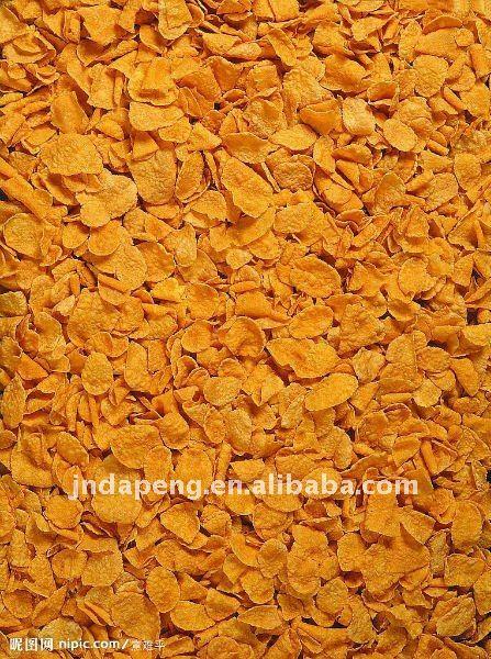 Doritos maíz de procesamiento de línea