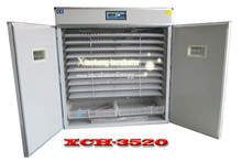 Hot Holding 3000 Eggs Automatic Chicken Farm Egg Incubator