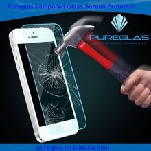 PUREGLAS For iPhone 5S Tempered Glass Screen Protector Film For Apple iPhone 5S 9H 0.3MM Screen Protector