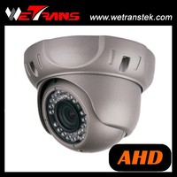 Security Camera 36 LEDs 300-500Meter Transmission Metal Dome AHD Cam