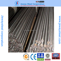 stainless steel round bar hairline surface in grade 304