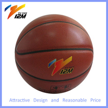 Super fiber leather high school basketball