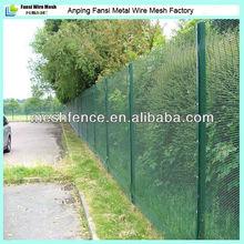 Anti- grimper 358 clôture en treillis soudé à l'université marc