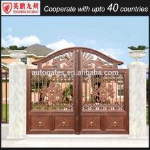 house main modern gate designs driveway fence elegant gate