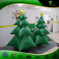 2015 fabulous artifical glass christmas tree for car