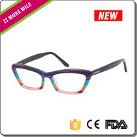 2015 latest brand spectacle frames,designer eye glasses from china