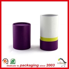 Best selling custom design cardboard postal tubes biodegradable gift box round paper tube cheap price