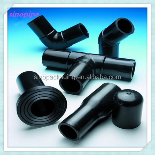 Sino hdpe pipe fittings end cap