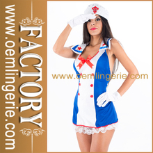 Caliente venta Cosplay para mujer linda de venta al por mayor trajes de marinero