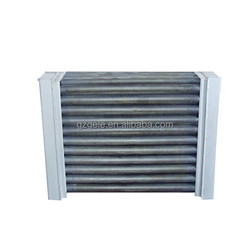 OEM/ODM twisted steel shell fin tube steam heat exchanger