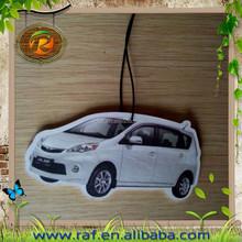 car shaped Guangzhou cool wholesale China manufacturer paper air freshener kitty cartoon shape car air freshener