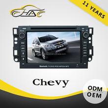HANOSVOR Factory Directly Sale Chevrolet Captiva/Aveo/Cruze Touch Screen Car DVD Player Audio Radio GPS Navigation System