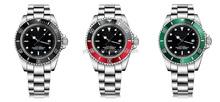 Top brand custom wrist Watch men Japan movt quartz 316L stainless steel watch