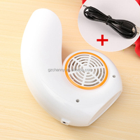 2015 Hot Sale Brand New High Quality Mini Portable Conch USB Air Conditioner Refrigeration Cooling Fan Desk Cooler