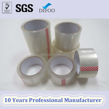 High Quality Clear Adhesive Tapes Carton Sealing BOPP Waterproof Tape