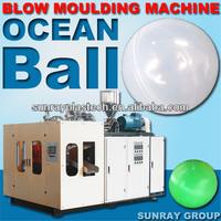 Plastic Small Balls Blow Molding Machine