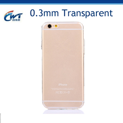 hot selling OEM drop shipping tpu transparet color Protective Case for iphone 6/6s