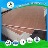 Fancy Plywood Natural Wood Face&Back Phenolic Glue