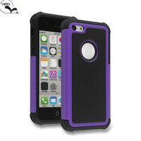 3 in 1 hybrid football case for iPhone 5c Phone Case For iPhone 5c Slim Cover Case For iPhone 5C