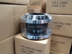 DIN pn16 flange rubber expansion joints factory