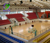 PVC material indoor used basketball court for sale