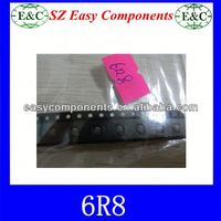 For iPhone 3gs Backlight Coil 6R8 for iPhone 3gs IC