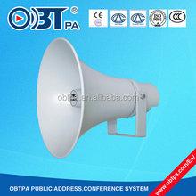 OBT- 315 Oudtoor 100V Horn Speaker for Stadium, Village,Park,Moutain,colliery