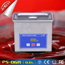 Jeken ps-06a nuevos productos personalizados Mini ultrasónico lavadora / instrumentos dentales limpiador ultrasónico