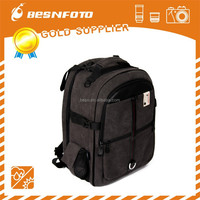 2014 Large best shockproof camera laptop backpack, waterproof camera case 550d