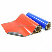 YONGMIN double sided self adhesive magnetic PVC sheet