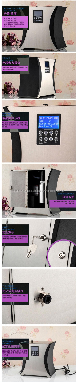 perfume recarregáveis atomizadores de petróleo do hotel máquina de purificadores de ar