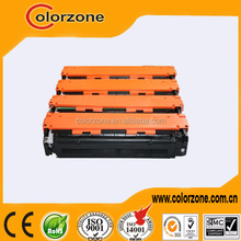 2015 New products Compatible Laser toner cartridge HP CF400X CF401X CF402X CF403X (201X)