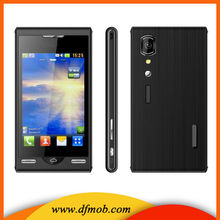 "Wholesale 3.5"" Touch Screen Camera Quad-band Dual Sim TV All Mobile Company Logo D57"