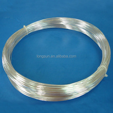 RoHS approved electrical copper wire with silver plating
