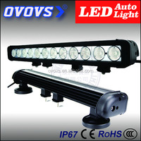 OVOVS 4WD Auto Part 120w Led Light 20inch Led Light Bar for Car headlight