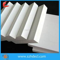 Bathroom cabinet pvc foam board/sheet