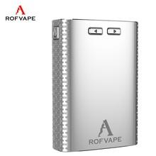 New arrival 2015 A Box 2500mah*3 disposable vaporizer e cigarette vape mod box from china supplier shenzhen Rofvape