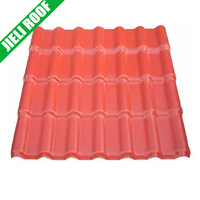 corrugated plastic pvc material sheet for roofing