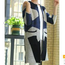 d81603f 2015 autumn lady coats clothing long women cardigan sweaters